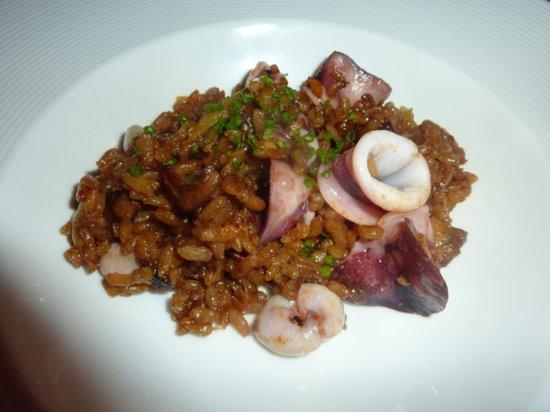Hernan Gipponi Restaurante: Seafood Risotto