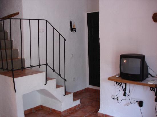 """Hotel El Horcajo: Súbida al """"doblao"""", la otra habitación"""
