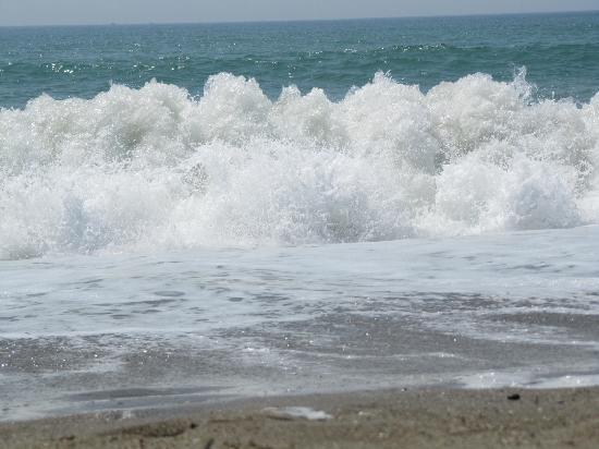 VIK Gran Hotel Costa del Sol: De belles vagues