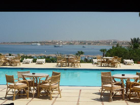 Fort Arabesque Resort, Spa & Villas: View from the Terrace