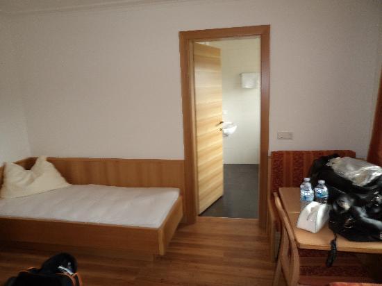 Hotel Tannenhof: Bagno