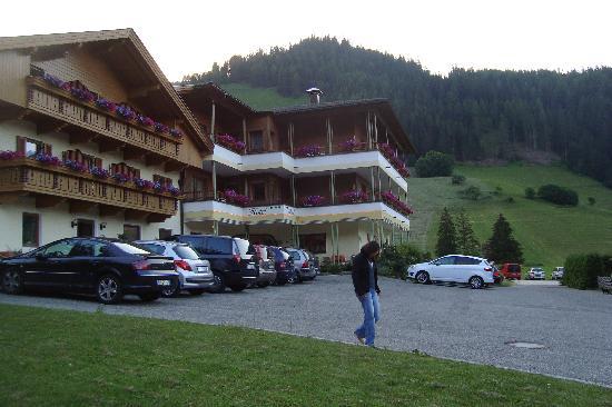 Hotel Trenker: L'hotel
