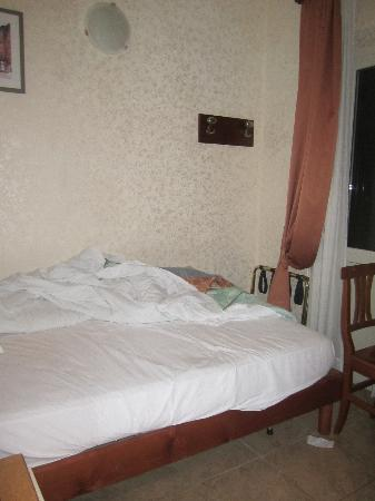 Hotel Smeraldo: Pardon the mess!