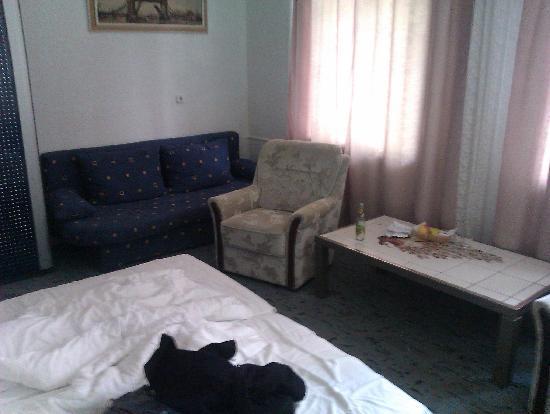 Hotel Bellevue Berlin : romantisches Zimmer 2