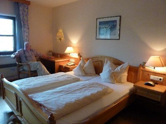 Hotel Luitpold am See: Zimmer 240 mit Balkon
