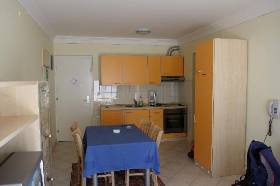 Rezidecija Skiper: Wohn- Essbereich