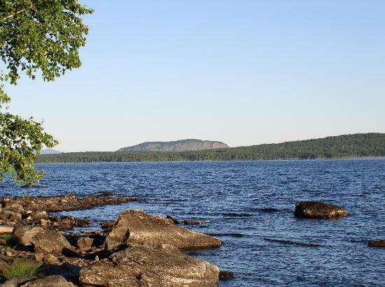 Casey's Spencer Bay Camps: Moosehead Lake