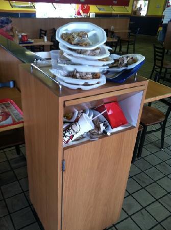 KFC: they need help