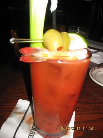Shaw's Crab House: Bloody Mary