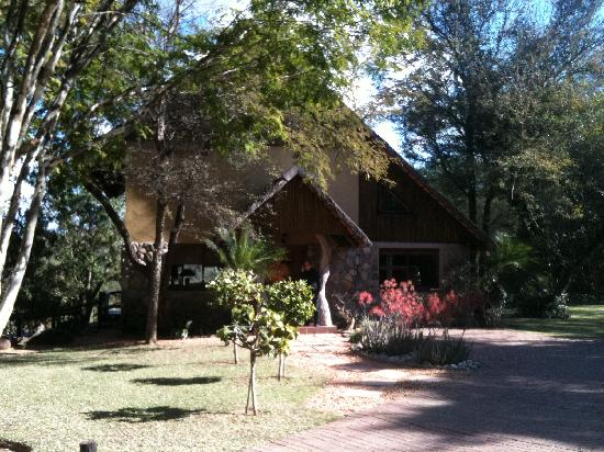 ‪‪Indlovu River Lodge‬: Shingwedzi lodge‬