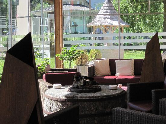 Apparthotel Germania: zona relax interna