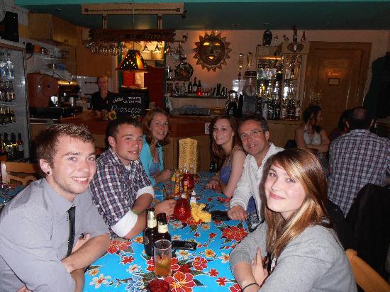 Miro's Cantina: Fabulous night at Miro's
