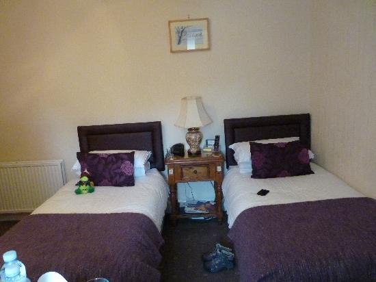 Craig Villa Guest House: Comfortable beds!