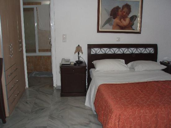 Asteras Paradise: Very comfortable room