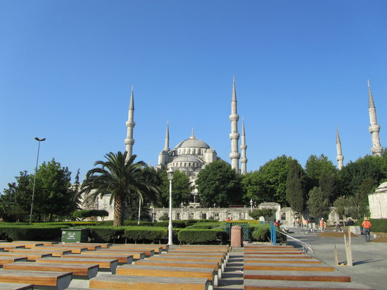 Sultanahmet District: Mosque in Sultanahmet