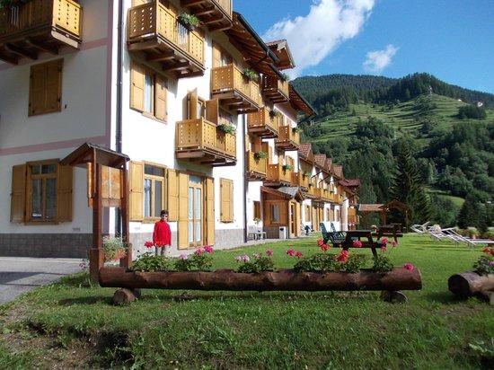 Aurora Hotel : facciata