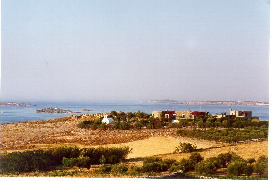 Petres: Baie de Naoussa