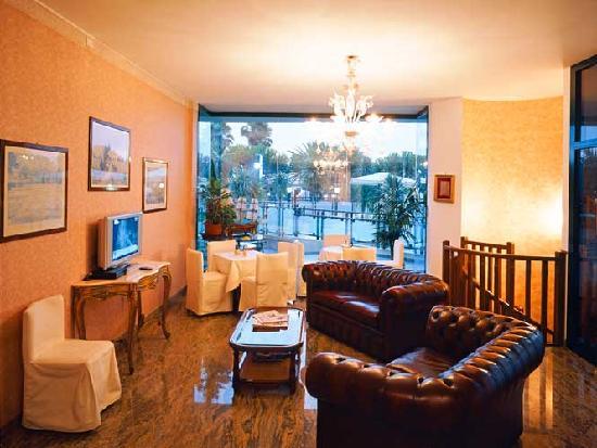 Residence Playa: Hall