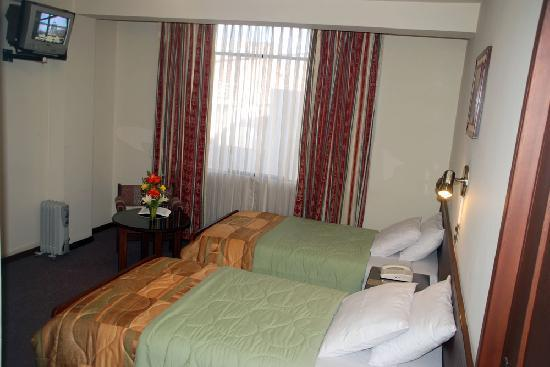 Camino Real Turistico: Room