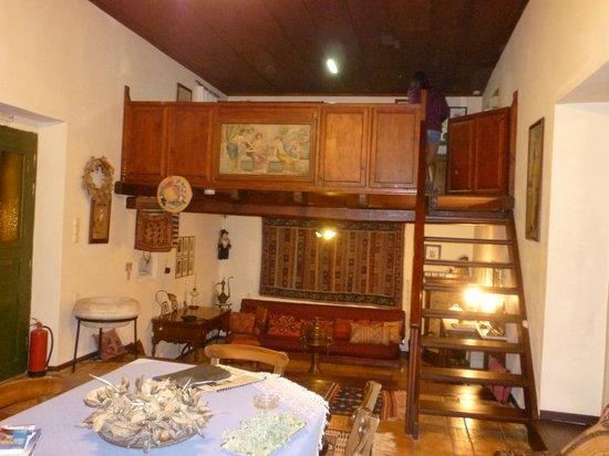 Villa Helidona: Mezzanine