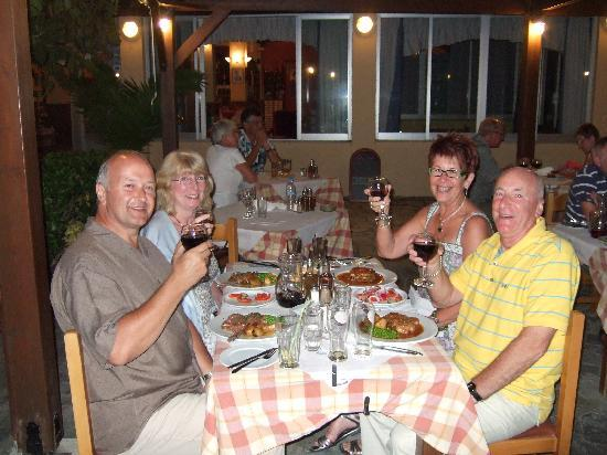 Nafsika Taverna: Another delicious meal !