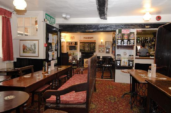 Crown and Trumpet Inn: photos of the pub