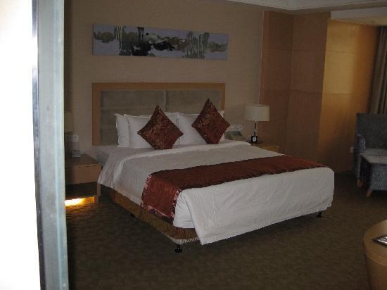 Grand Metropark Hotel Suzhou: bed room