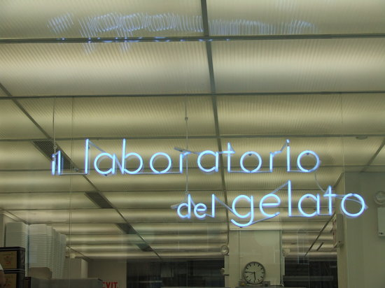 Photo of Restaurant Il Laboratorio Del Gelato at 95 Orchard St, New York, NY 10002, United States