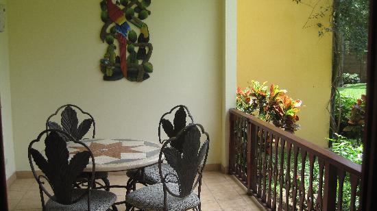 Club del Sol Terrace