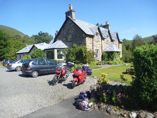 Mansewood Country House: Bikes welcome too!