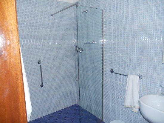 Hotel Egitarso: bagno doccia