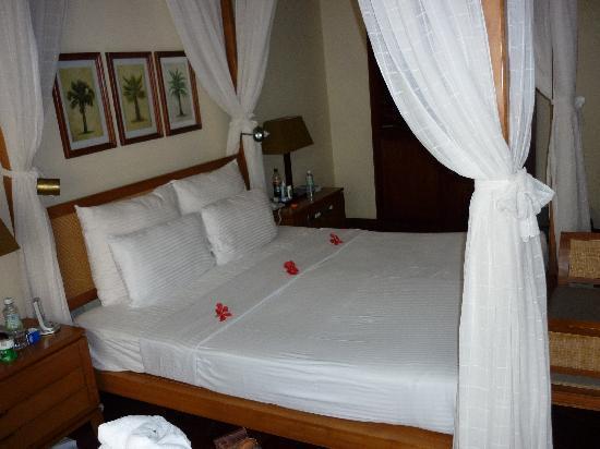 Eden Resort & Spa: Our room