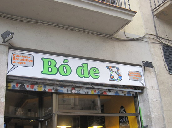 Bo de B : the place to eat on a budget!