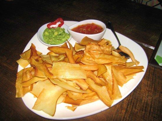 KOKi Beach Restaurant & Bar: order the Guac!