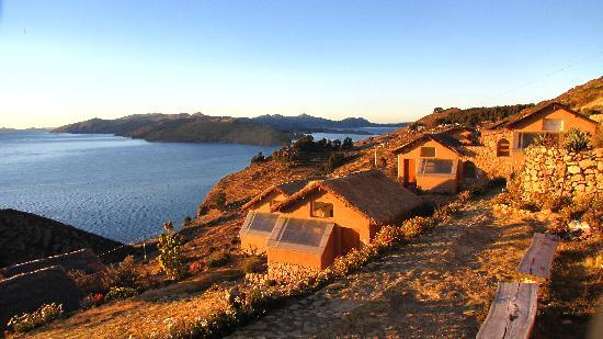 Isla del Sol, Bolivia: The cottages