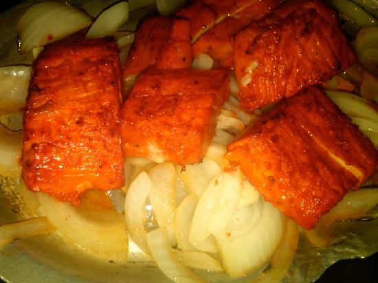 Deeya Indian Cuisine: Fish Tikka