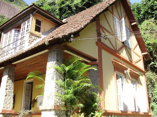 Casa Caminho do Corcovado: The historic house