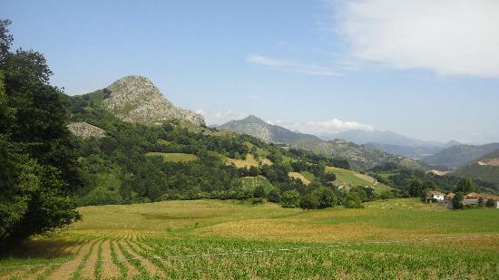 Picos de Europa: Típica postal Asturiana