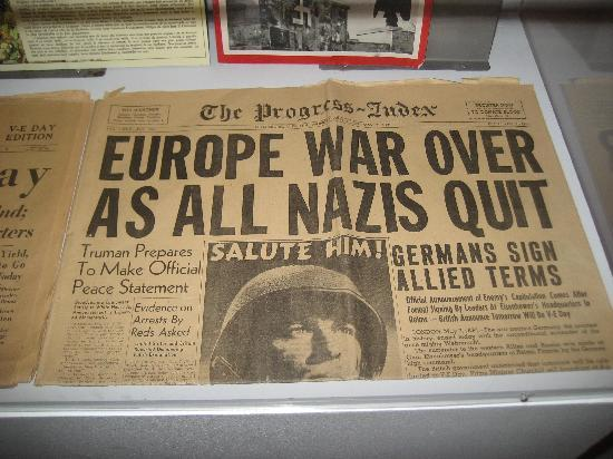Military Museum of Southern New England: newspaper