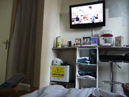 Hotel Connexion: Room