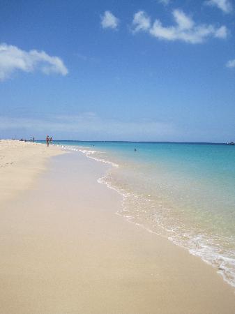Tarajalejo, Spanien: Plage