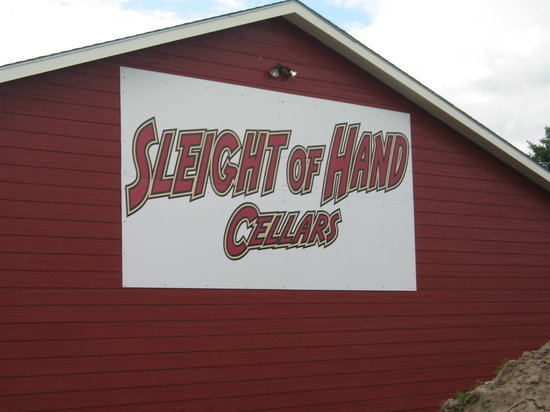 Sleight of Hand Cellars