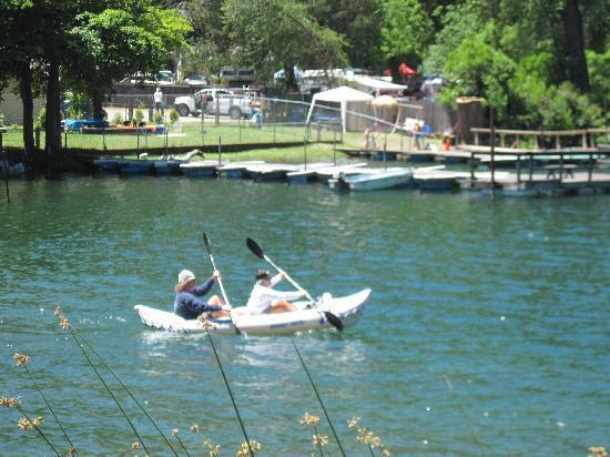 The Lodge at Blue Lakes: Fun on the Lake