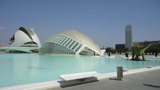 City of the Arts and Sciences (Ciudad de las Artes y las Ciencias)