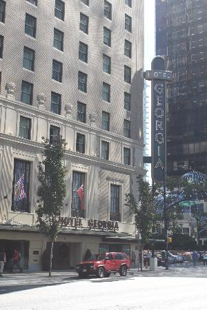 Rosewood Hotel Georgia: hotel