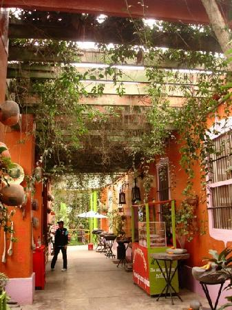 Entrada Principal de la Casa de Don Cucho.
