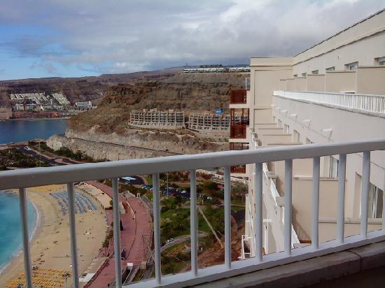 ClubHotel Riu Vistamar : Balcony. Dec 09.