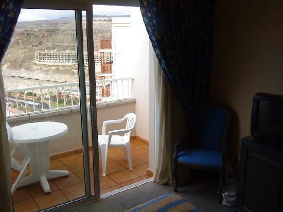 ClubHotel Riu Vistamar: Balcony. Dec 09.