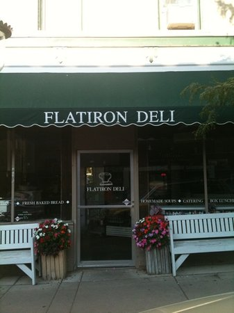 Flat Iron Deli and Grill