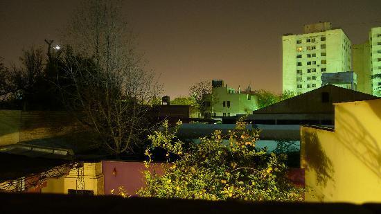 Hostel Estacion Mendoza: noche desde el cuarto